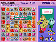 Juega al juego gratis Magilla Gorilla - Pet Shop Cleaning