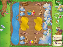 Winnie The Pooh Balloon Trail game