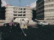ดูการ์ตูนฟรี Grand Theft Auto Online - Official Gameplay Video