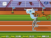 Scooby Doo Hurdle Race spel