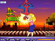 Spider Man Kiss game