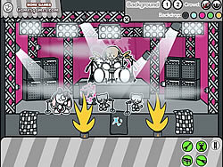 Make A Scene: Rock Tour game