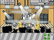 Juega al juego gratis Make A Scene: Rock Tour