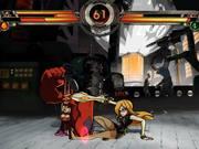 شاهد كارتون مجانا Skullgirls: Dyselon vs. JasonD