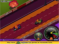 Drag Race game