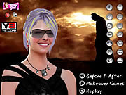 Katherine Heigl Celebrity Makeover game