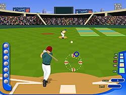 Arcade Baseball game
