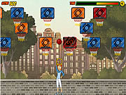 Heroine Hoops game
