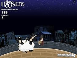 The Hoosiers game