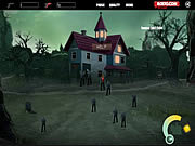 Juega al juego gratis Zombies In Da House