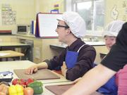 Food Technology for Young People with Disabilities