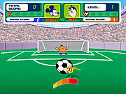 Mickey's Soccer Fever game