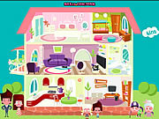Juega al juego gratis Dolls At Home