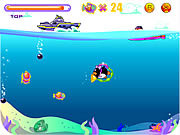 Game Penguin Dive