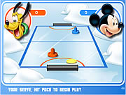 Game Mickey and Friends Shoot & Score