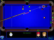 Billiard Blitz 3 Nine Ball game