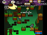 Vertical Drop Heroes لعبة