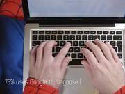 Watch free video Gezondheid Campaign: Don't Google It