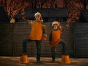 Watch free video B&Q Commercial: Christmas Unleashed