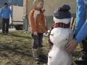 Watch free video Zurich Commercial: Save the Snowman