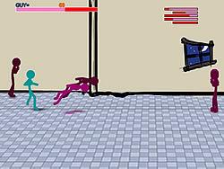 Furious Fist Sticks game