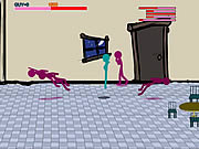 Furious Fist Sticks game