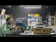 Watch free video Motorola Commercial: The Maker