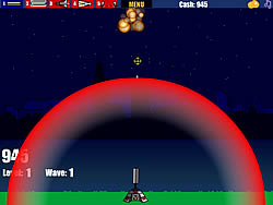 Alien Paratroopers game