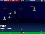 Alien Paratroopers game