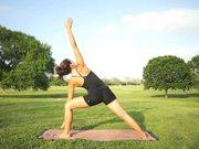 شاهد كارتون مجانا On Site: Pose Breakdown : Extended Side Angle
