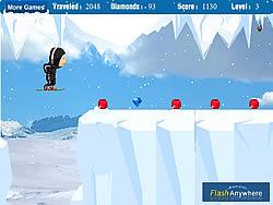 Rancho Ice Adventure game