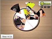 Pic Tart - Naruto game