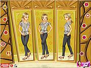 3 Way Mirror Dress Up game