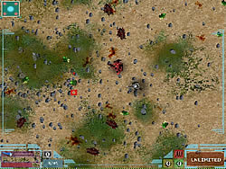 Dark Base III game