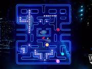 צפו בסרטון מצויר בחינם Bud Light Commercial: Real Life Pac-Man
