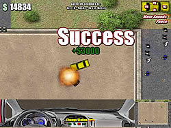 Crash 'N Smash Derby  game