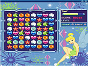 Tinkerbell's Emerald Jewels game