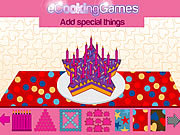 Juega al juego gratis Build Your Cake