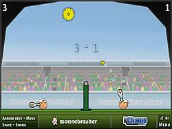 Sports Heads Tennis game