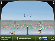 Sports Heads Tennis spel