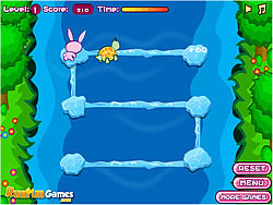 Race with Rabbit game