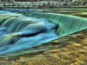 Watch free video Unreal Falls HDR Time Lapse