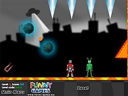 Green Terror game