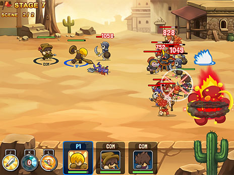 Mighty Knight 2 game