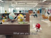 無料アニメのM&M's Campaign: Big Movieを見る