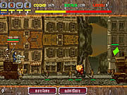 Juega al juego gratis Metal Slug Crazy Defense