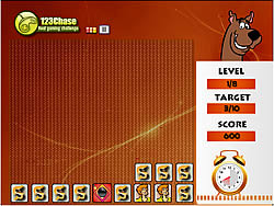 Scooby Doo - Pursuit Of Pairs game