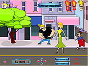 Johnny Bravo's Flirts game