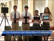 Watch free video St. Louise de Marillac Catholic School Students