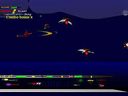 Sky Boarder 2 - The Crux of Evil game